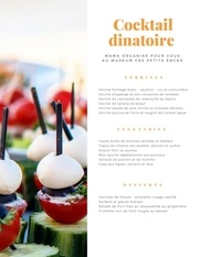 Fichier PDF cocktail dinatoire