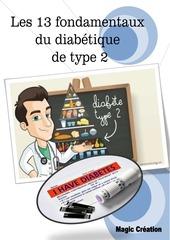les 13 fondamentaux du diabetique de type 2
