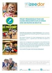 Fichier PDF projet classe decouverte cirque ms gs