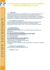 Fichier PDF ft nouvelle reglementation des marches publics