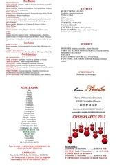 menu noel9