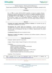 Fichier PDF offre