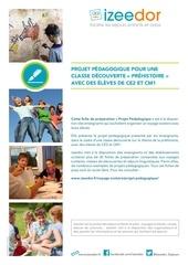 Fichier PDF projet peda classe decouverte prehistoire