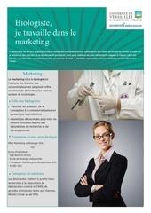 poster 2 biologie marketing
