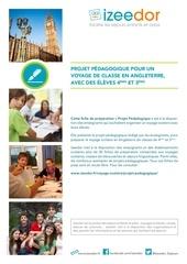 Fichier PDF voyage scolaire angleterre 4eme 3eme