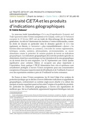 article indications geographiques marques ceta