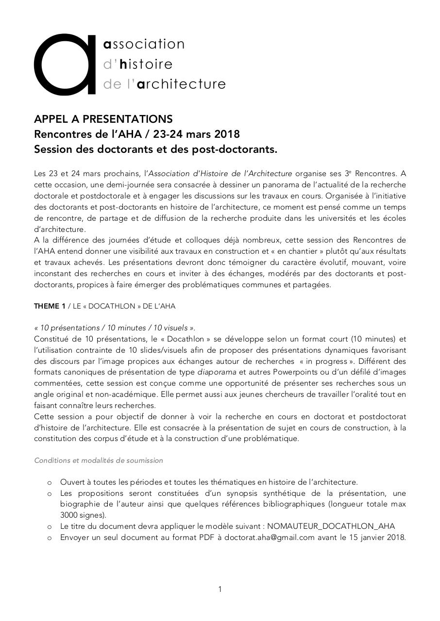 RencontresAHA2018-AAP-SessionDoctorants.pdf - page 1/2