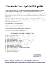 Fichier PDF chemin de croix special wikipedia 09 12 2017