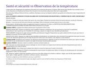 Fichier PDF faq charte temperatures