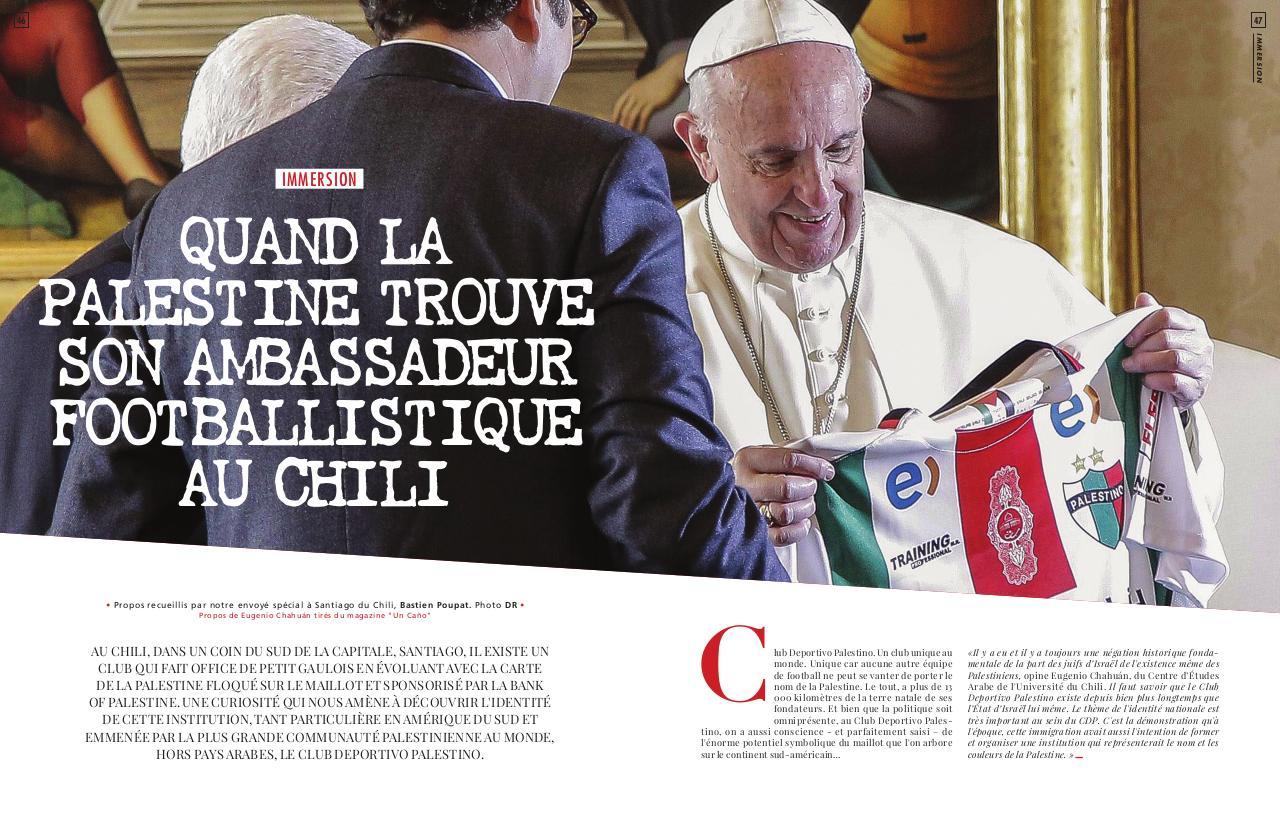 Carte Amerique Du Sud Pays Et Capitales Pdf.Onze Mondial Magazine Novembre Web 312 Indd Onze Mondial Magazine