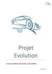projet evolution dorine marc gaetan