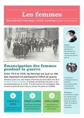 les femmes et la grande guerre 1 1