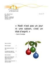 journal decembre 2017