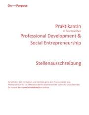 171212 praktikantin jobad social entrepeneurship