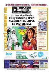 confessions d un algerien arabo berbere mazouzi