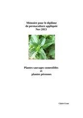memoire permaculture 6 oct 2013
