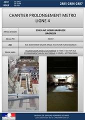 triptyque metro 4 qr code