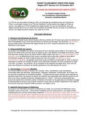 poker tda 2017 francais v3 0 complete redlines