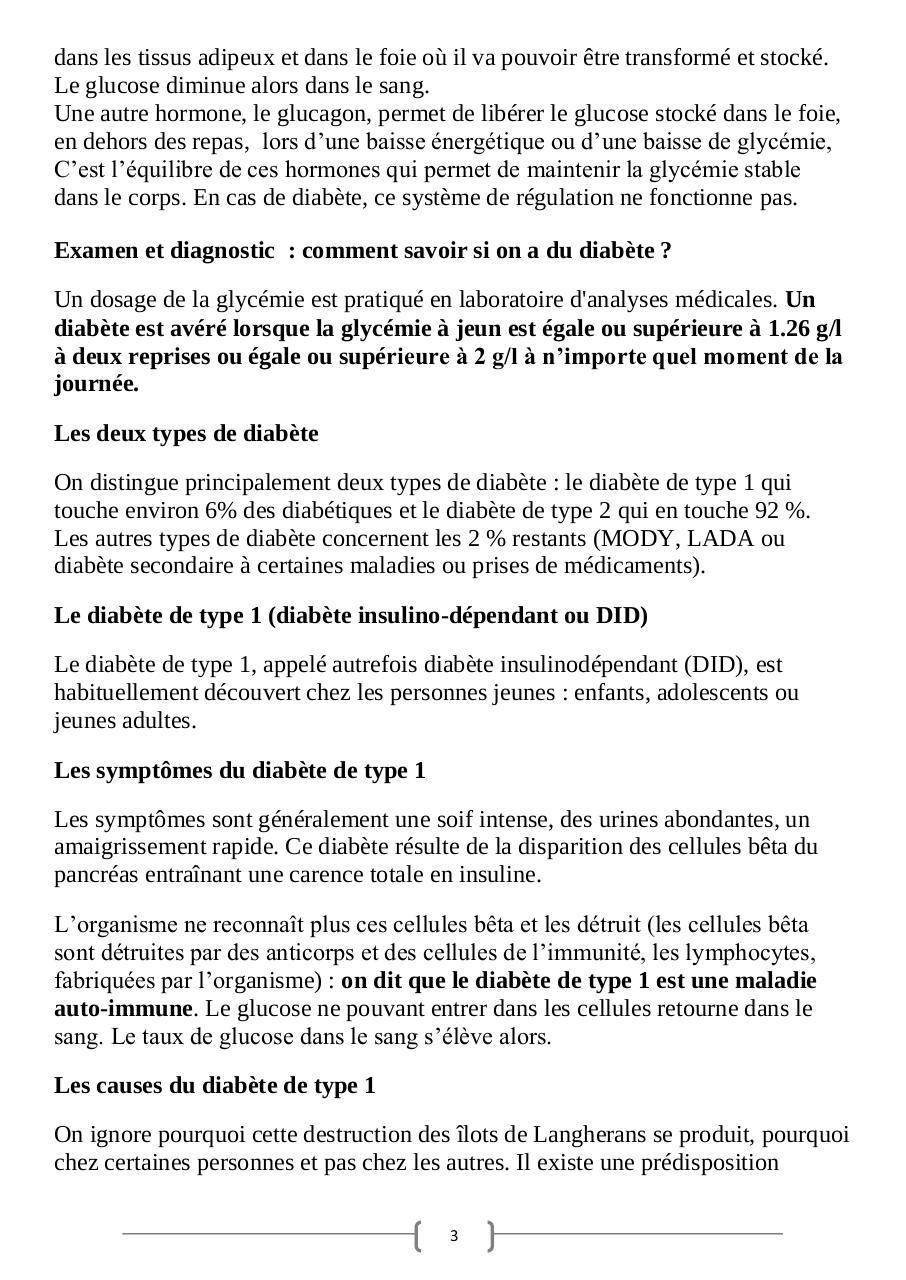 le diabete 2017 Magic par MAGIC - Fichier PDF