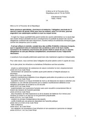 171227 plainte au penal vaccination