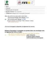 Fichier PDF bulletin inscript fifa18pdf
