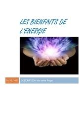 Fichier PDF presentation de ma page