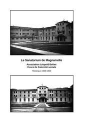 sanatorium de magnanville association leopold bellan