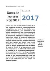 Fichier PDF notes de lectures new 1