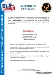 communique lls assemblee generale 2018