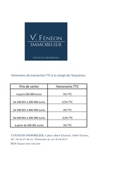 Fichier PDF honoraires de transaction