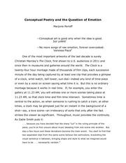 perloff conceptual poetry