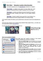 tutoriel pixlr editor