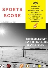 sports score