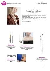 catalogue dansk smykkekunst