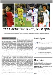 journal 1 2eme place