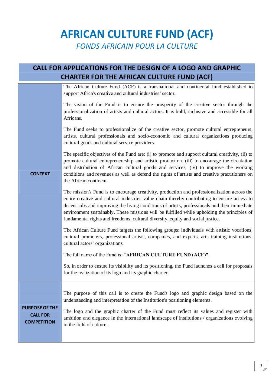 Call for applications ACF_EN_Act.pdf - page 1/3