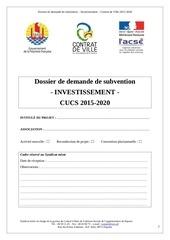dossiercdv association investissement 2015 2020 2