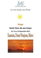 stage essaouira maroc 2018