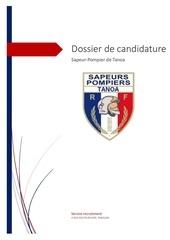 Fichier PDF pompier