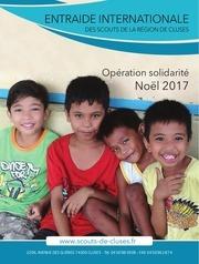 scouts de cluses operation noel 2017
