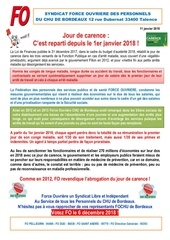 2018 01 11 tract journee de carence