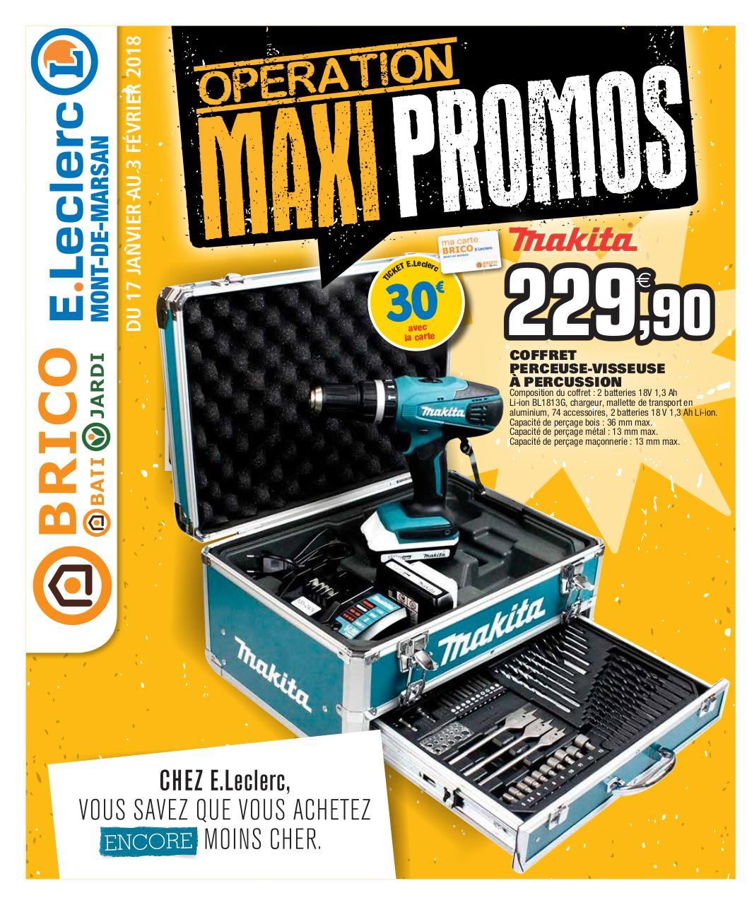 Cata Maxi Promo Fichier Pdf