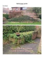 nettoyage jardin