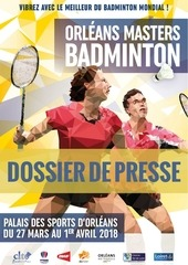 dossier presse orleans masters