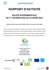 rapport d activite aquaponie valley 31 mars 2017 compressed