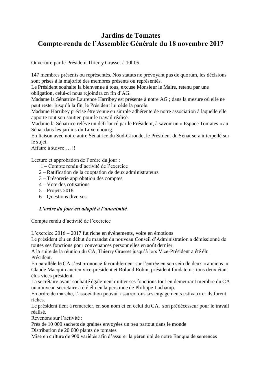 Aperçu du document CR AG JDT 18-11-17.pdf - page 1/5