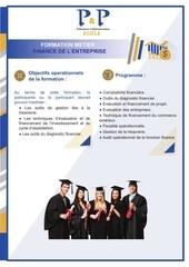 09 flyer finance de l entreprise