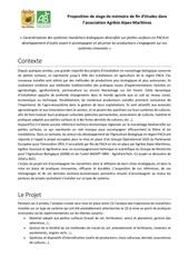 agribio06 offre de stage memoire 2018