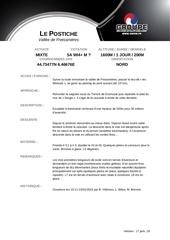 Fichier PDF le postiche