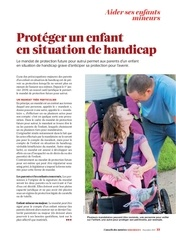 proteger un enfant en situation de handicap